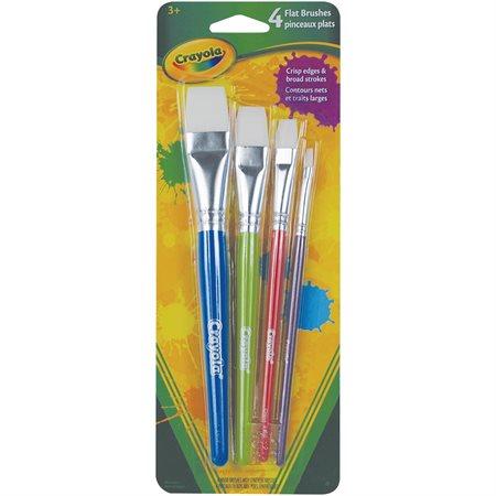 Flat Brushes