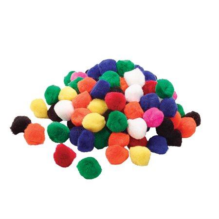 Rainbow Pom-Poms