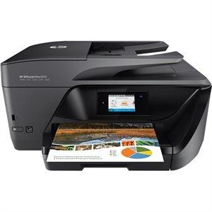Imprimante jet d'encre multifonction couleur sans fil Officejet Pro 6978