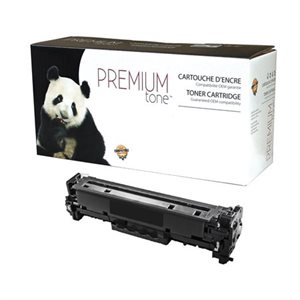 Cartouche de toner compatible (Alternative à HP 125A)