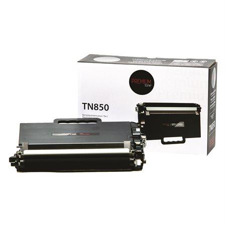 Cartouche de toner à haut rendement compatible Brother TN850