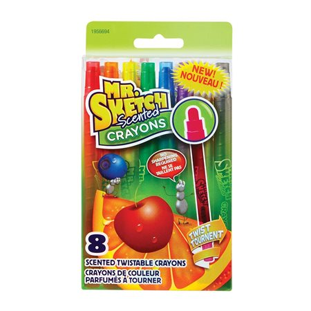 Mr. Sketch Scented™ Twistable Crayons