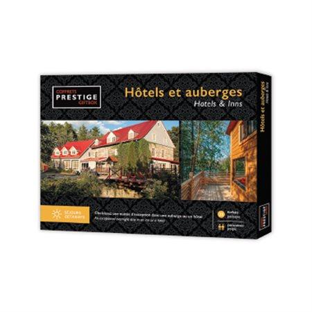 Coffret Prestige Hôtels et Auberges