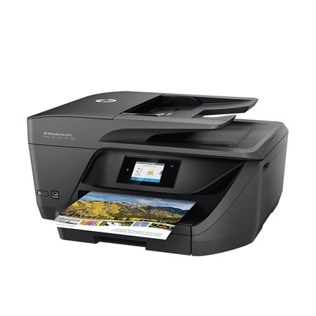Imprimante jet d'encre multifonction couleur sans fil Officejet Pro 6968
