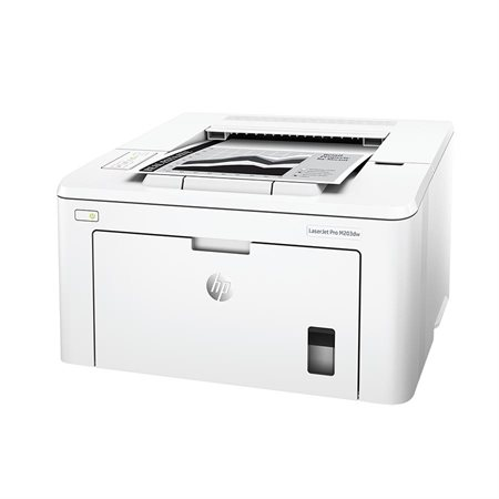 LaserJet Pro M203dw Wireless Monochrome Laser Printer