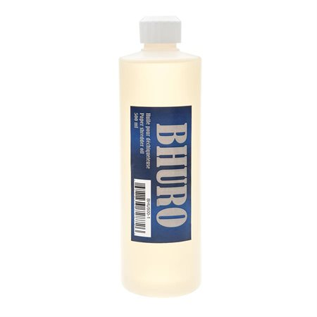 Bhuro Shredder Oil