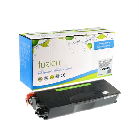Cartouche de toner compatible Brother TN580