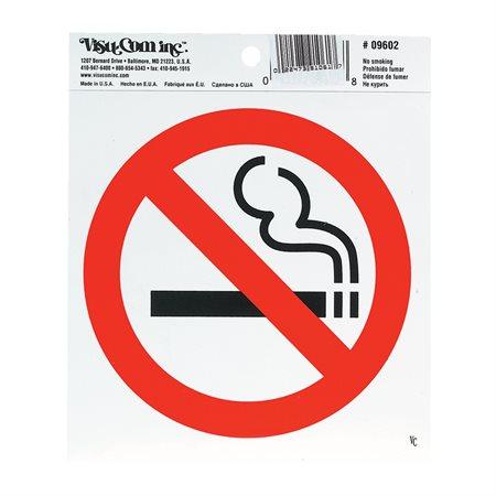 AFFICHE SYMB.NE PAS FUMER