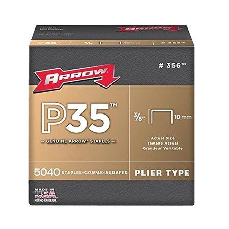 Agrafes à pinces P35™