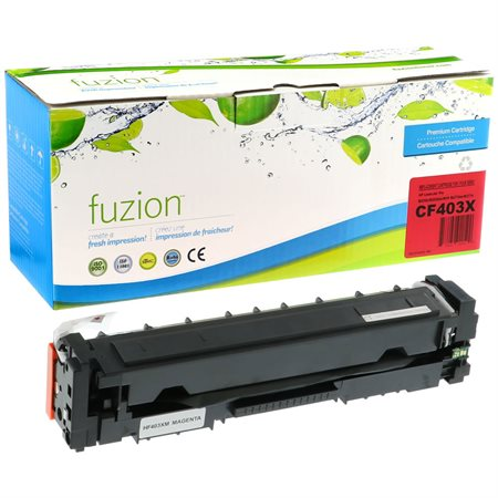 Cartouche de toner à haut rendement compatible (Alternative à HP 201X)