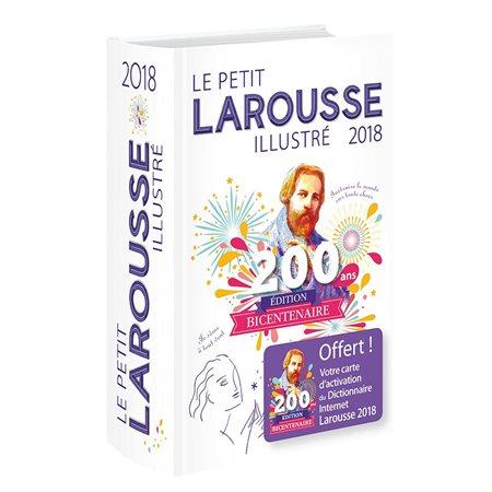Dictionnaire Le Petit Larousse illustré 2018