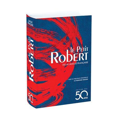 Dictionnaire Le Petit Robert de la langue française 2018