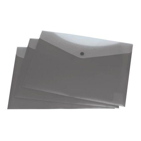Enveloppes en polypropylène givré