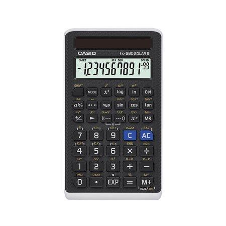 Calculatrice scientifique FX-260Solar II