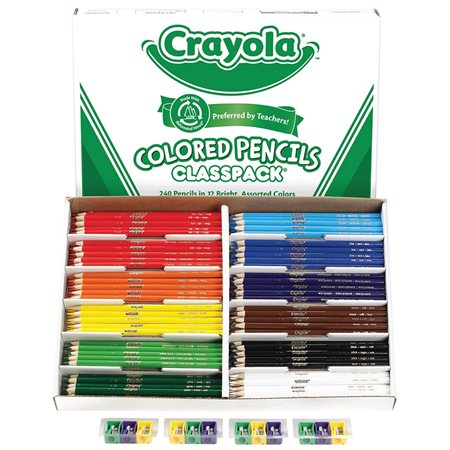 Classpack® Colouring Pencils