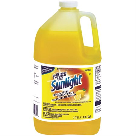 Sunlight® Dishwashing Liquid