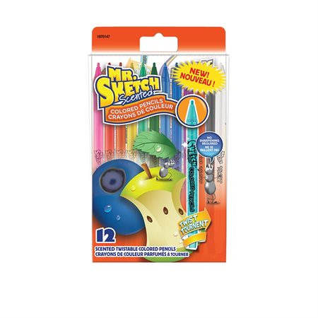 Mr. Sketch Scented™ Coloring Pencils