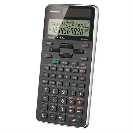 EL546XTBSL Scientific Calculator