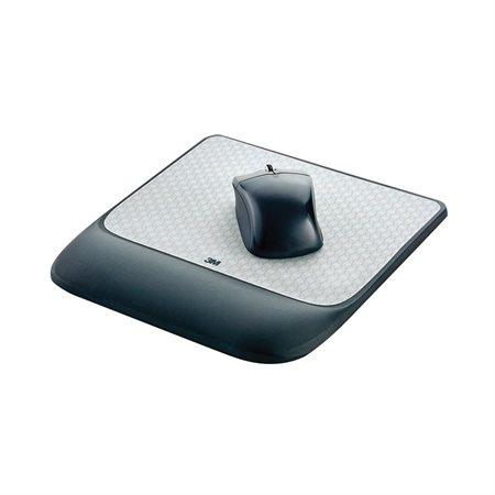 Tapis de souris Precise™ avec repose-poignet en gel