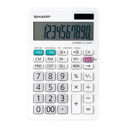 EL-330W Desktop Calculator