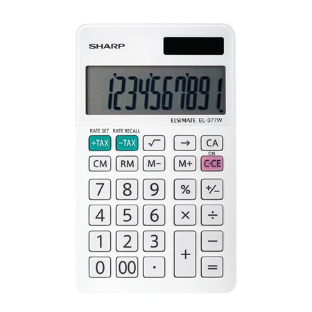 EL-377W Pocket Calculator