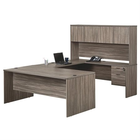 Lodi TYP52 U-Shaped Office Suite