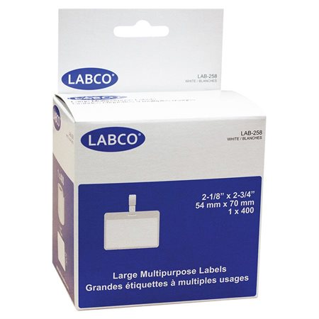 Compatible Labels for Label Printer