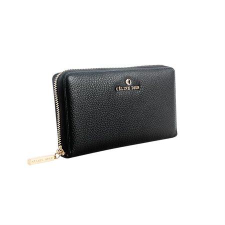 Céline Dion Zip Around Wallet