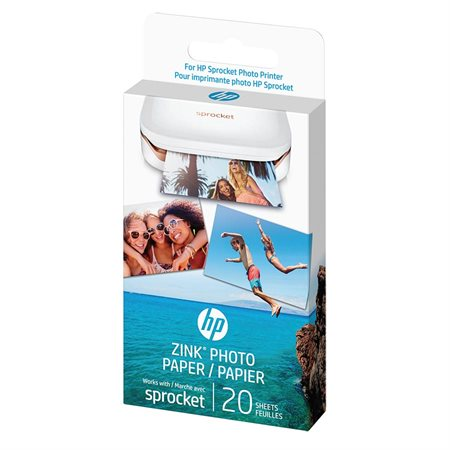 HP ZINK™ Sticky-Backed Photo Paper