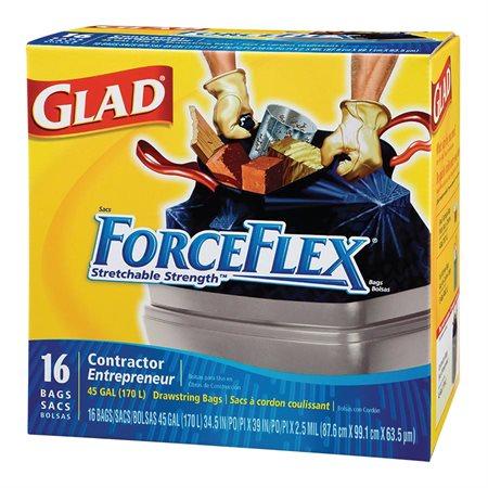 Sac à ordures Forceflex® pour entrepreneur