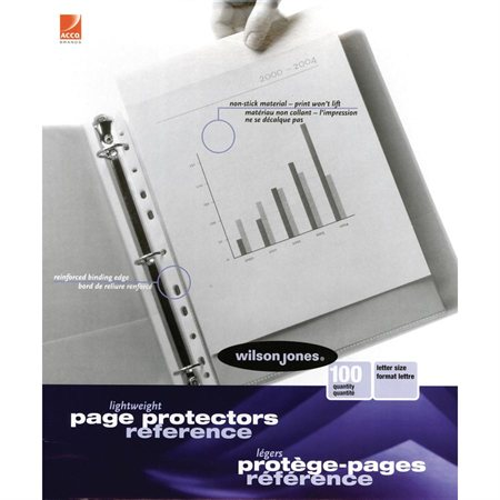Pochette protectrice en polypropylène