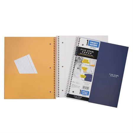 dfa170179ae4 Five Star® Spiral Notebook