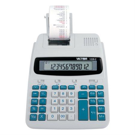 Calculatrice à imprimante 1228-2
