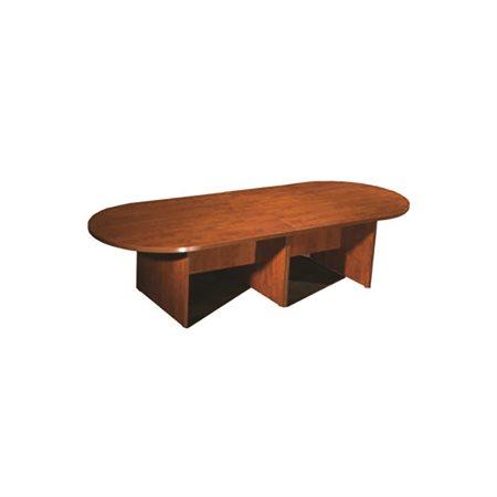 Table de conférence ovale