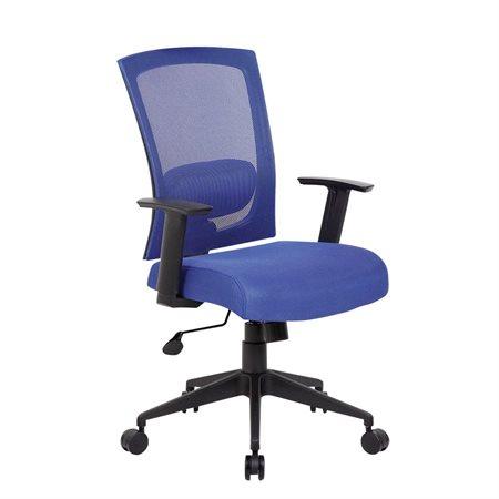 Contemporary Mesh Medium Back Task Armchair