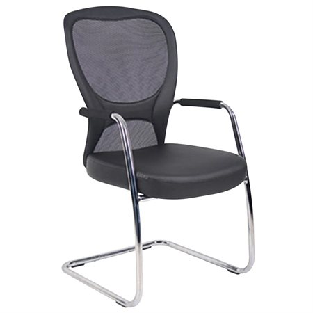 Breathable Mesh Medium Back Guest armchair