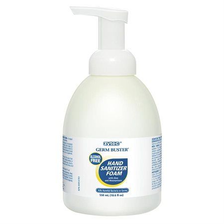 Germ Buster Alcohol-Free Foam Hand Sanitizer