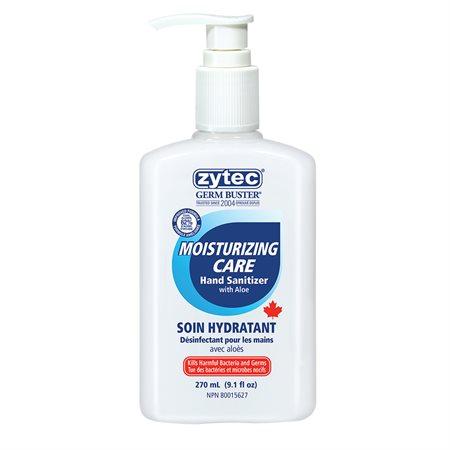 Germ Buster Moisturizing Care Hand Sanitizer Lotion