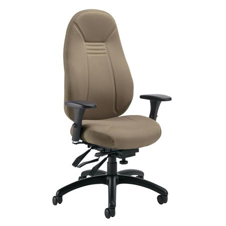 Obusforme Comfort High Back Multi-Tilter with Schukra™