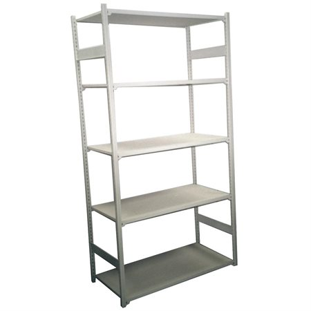 Easy up 5000 Shelving