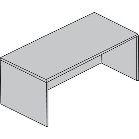 Contemporary Series Standard Desk
