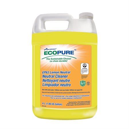 Nettoyant neutre citron Ecopure® EP63