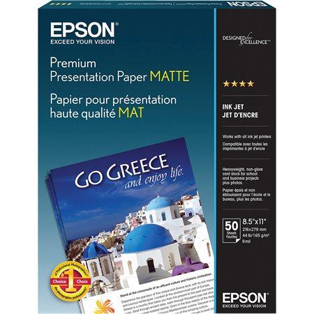 Papier photo mat Epson