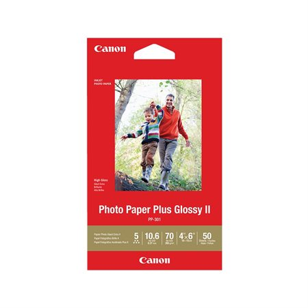Papier photo Photo Paper Plus Glossy II