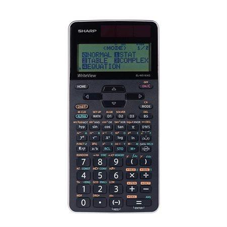 Calculatrice scientifique EL-W516XG WriteView