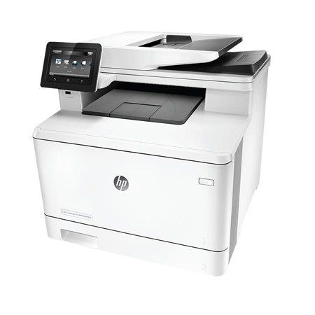 Imprimante laser multifonction LaserJet Pro M477dn