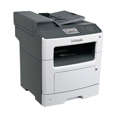 MX417de Monochrome Multifunction Laser Printer