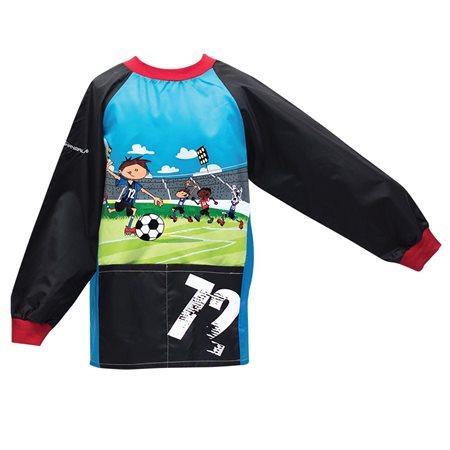 Tablier soccer
