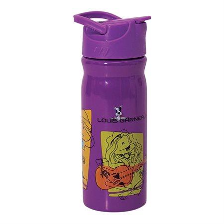 Beverage Bottle purple