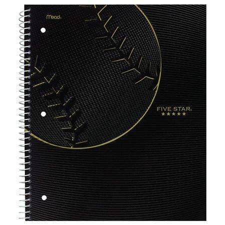 Sports notebook